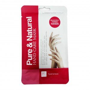 Маска для рук Natural and Pure Hand Care Mask