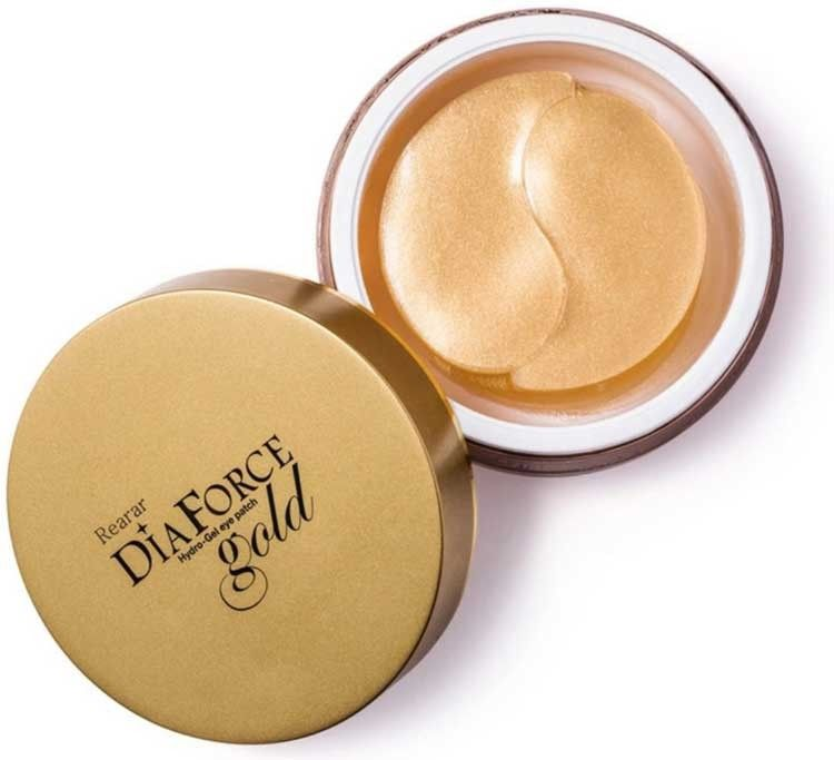 Гидрогелевые патчи Dia Force Gold Hydro-Gel Eye Patch