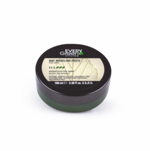 EVERY GREEN Моделирующая паста 100 мл /Modeling Paste For Hair