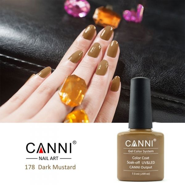 CANNI Gel Color №178 7,3 мл
