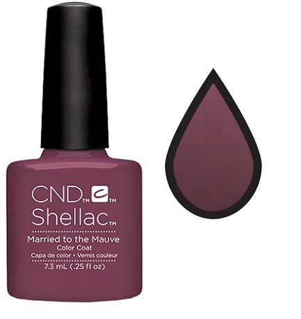CND, Shellac, Гель-лак, Married to the Mauve, 7,3 мл