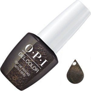 OPI, GelColor, Гель-лак, Top the Package with a Beau, 15 мл