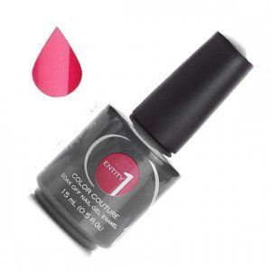 Цветной гель лак - Entity One Color Couture - Red Rum Rouge 6967, 15мл