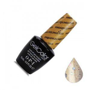 OPI, GelColor, Гель-лак, Pineapples Have Peelings Too!, 15 мл