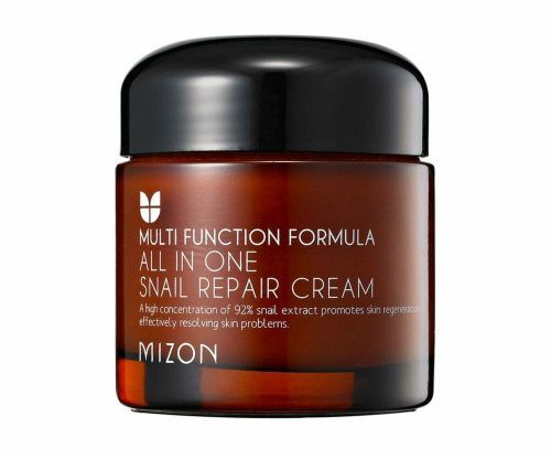 Крем для лица с муцином улитки 92% - Mizon All-in-One Snail Repair Cream 75 мл