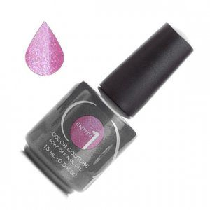 NEW - Цветной гель лак - Entity One Color Couture - Ruching Pink 7612, 15мл